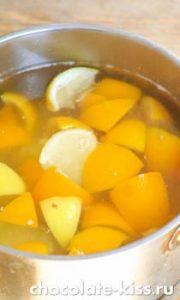 Домашний лимонный лимонад