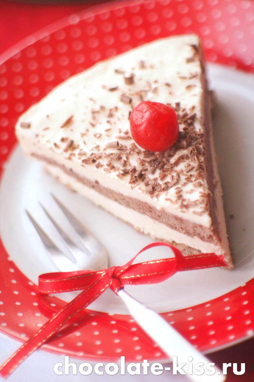 Торт с творогом
