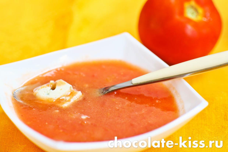 Томатный крем – суп