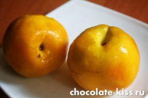 Галета с фруктами