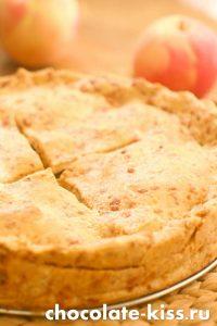 Классический американский яблочный пирог