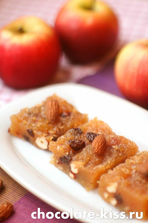 Желейно фруктовый мармелад