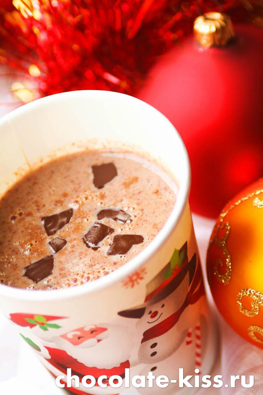 Шоколадный напиток для детей