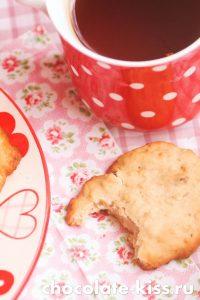 Домашнее овсяное печенье от Юлии Высоцкой