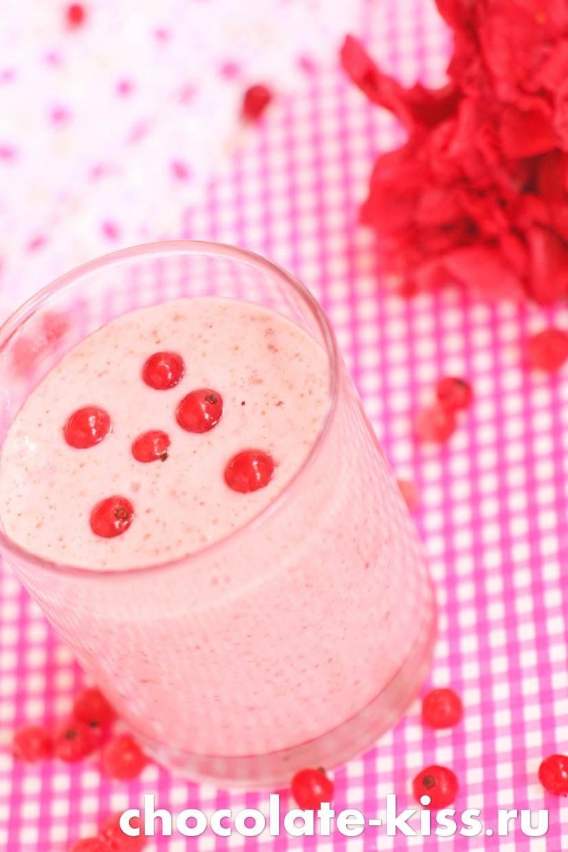 Смузи из ягод в блендере