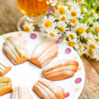 Классическое печенье Мадлен