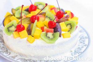 Ангельский торт