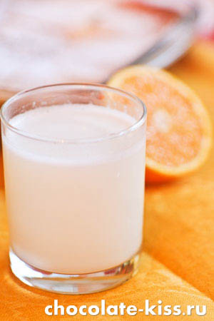 Рецепт кокосового молока