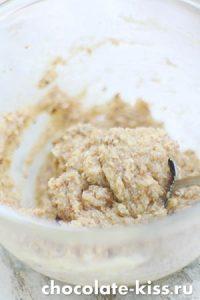Корзиночки из песочного теста с белковым кремом