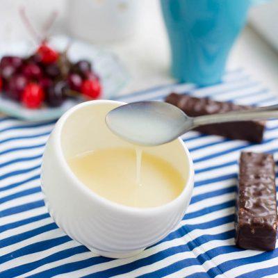 Рецепт сгущенного молока в домашних условиях