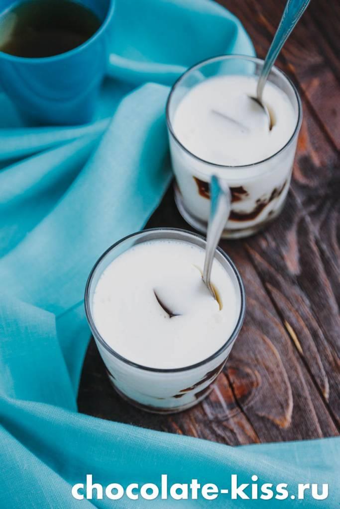 Йогуртовое желе