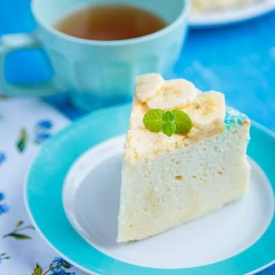Рецепт японского хлопкового чизкейка